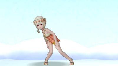 【ドラクエ10】しぐさ「サイクロンダンス」