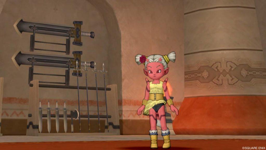 【ドラクエ10】クエスト590「黄金のパラディン」(アストルティア キャラクターズファイル・ジェニャの未来)