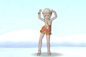 【ドラクエ10】しぐさ「ラブリィダンス」