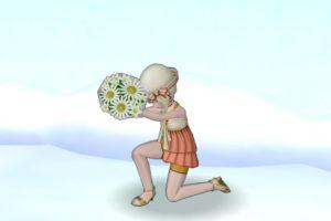 【ドラクエ10】しぐさ「花束をおくる」