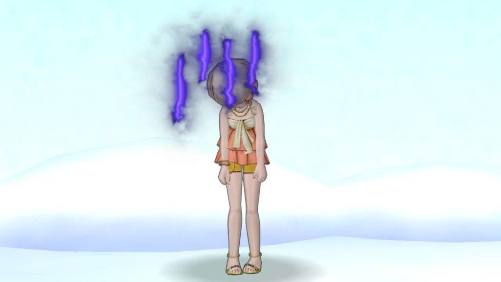 【ドラクエ10】しぐさ「がっくり」