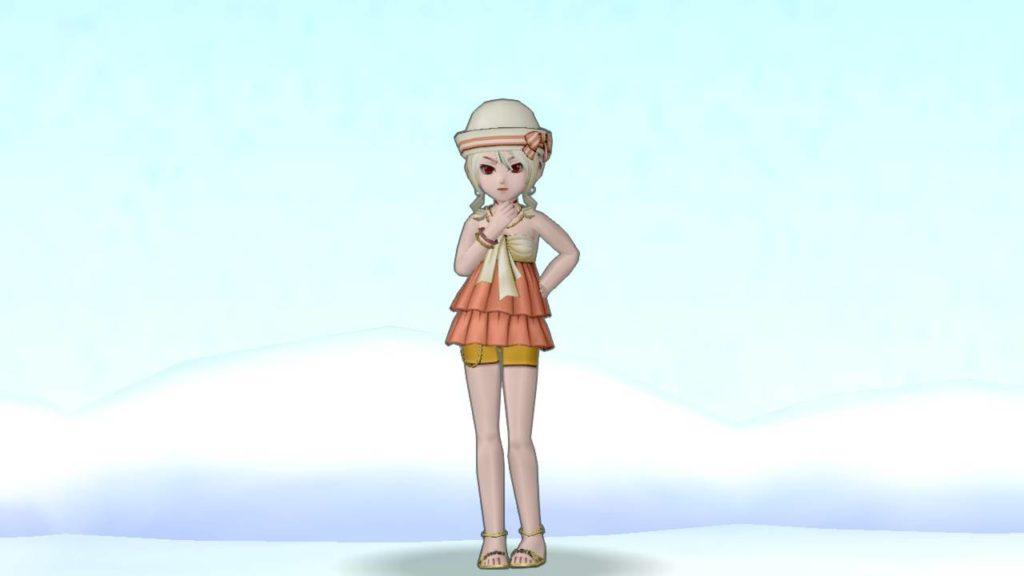 【ドラクエ10】ポーズ「釣り仙人」