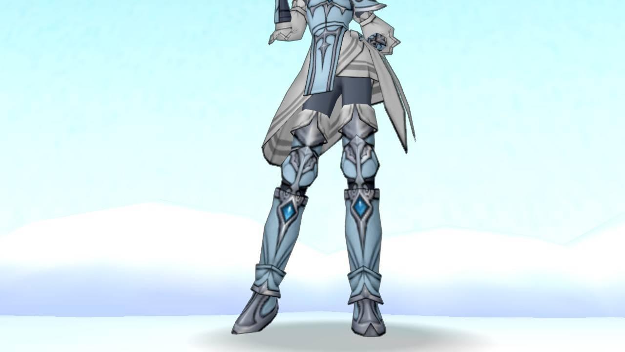 【装備】防具 >足「博愛騎士のブーツ」