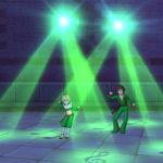 【ドラクエ10】しぐさ「ダンシングライト緑」
