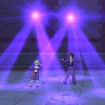 【ドラクエ10】しぐさ「ダンシングライト紫」