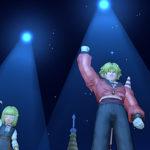 【ドラクエ10】しぐさ「ゴールデンライト青」
