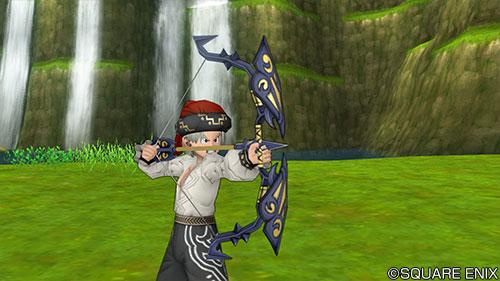 【装備】武器 > 弓「威光弓」