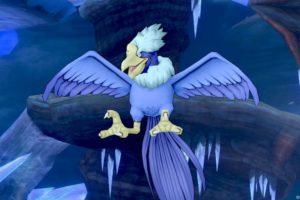 【ドラクエ10】モンスター > 鳥系「ホークブリザード」