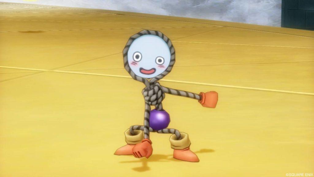 【ドラクエ10】モンスター > 物質系「パペットロープ」