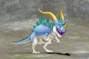 【ドラクエ10】モンスター > ドラゴン系「ダッシュラン」