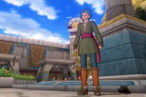 【ドラクエ10】 「ドラゴンクエストXI 過ぎ去りし時を求めて S」コラボイベント(カミュの疾き盗賊の衣装入手イベ)