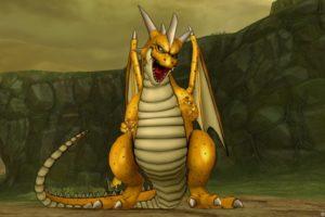 【ドラクエ10】モンスター > ドラゴン系「グレイトドラゴン」