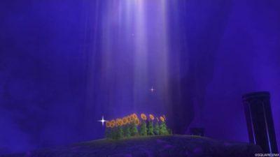 【ドラクエ10】ヒエログリフ「輝ける生命の群生」(闇の領界)