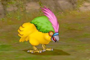 【ドラクエ10】モンスター > 鳥系「ピッキー」