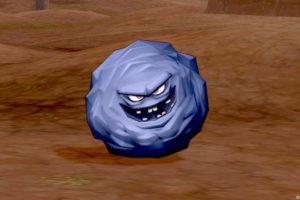 【ドラクエ10】モンスター > 物質系「ばくだん岩」