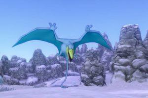 【ドラクエ10】モンスター > 鳥系「アイスコンドル」