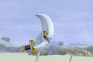 【ドラクエ10】モンスター>物質系「ひとくいサーベル」