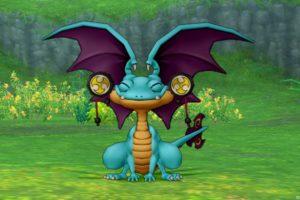 【ドラクエ10】モンスター > ドラゴン系「スマイルリザード」