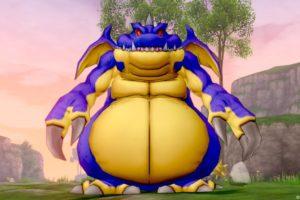 【ドラクエ10】モンスター >ドラゴン系「ベヒードス」