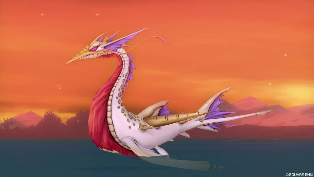 【ドラクエ10】モンスター >ドラゴン系「りゅうぐう王」