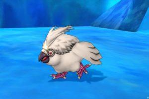 【ドラクエ10】モンスター >鳥系「ぬくぬくどり」