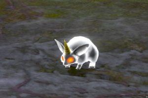 【ドラクエ10】モンスター >けもの系「いっかくウサギ・強」