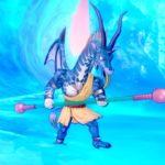 【ドラクエ10】モンスター >けもの系「くびなが大師」