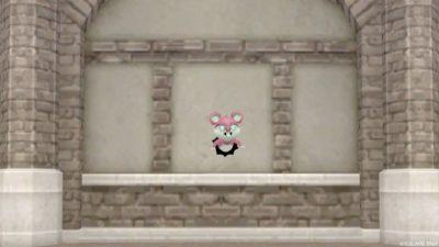 【ハウジング】家具 > 壁かけ家具「壁かけ穴まいまいテイル」