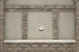 【ハウジング】家具 > 壁かけ家具「壁かけ穴ニードルうさこ」