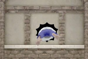 【ハウジング】家具 > 壁かけ家具「壁かけ穴くさった死体」