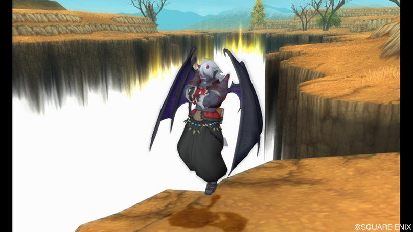 【アイテム】ドルボード「悪魔の翼プリズム」