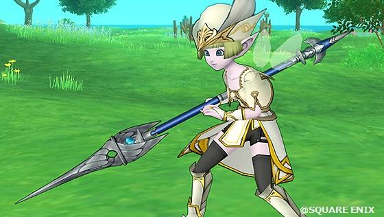 【装備】武器 > ヤリ「博愛騎士のやり」