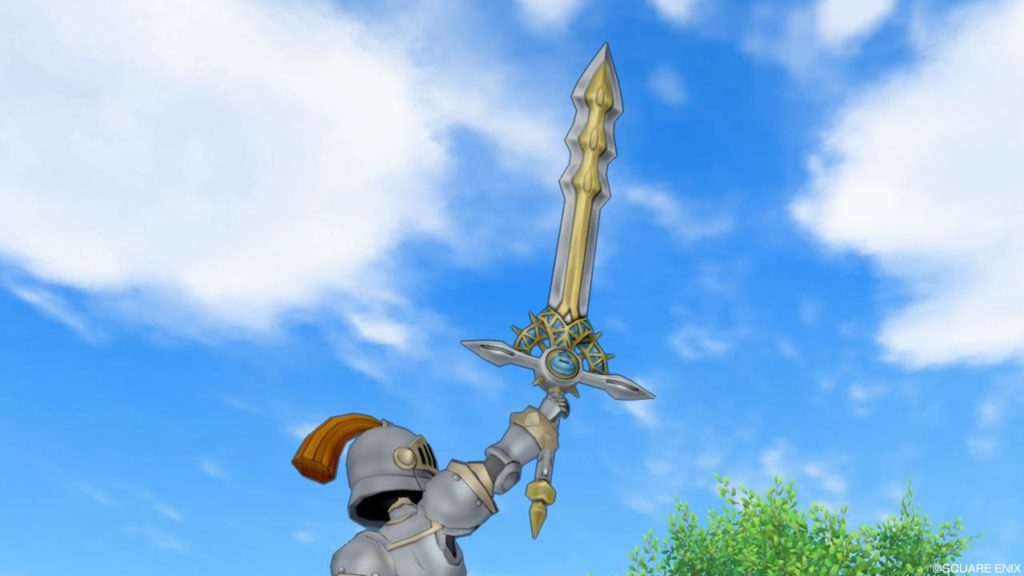 【装備】武器 > 両手剣「スライダークの大剣」