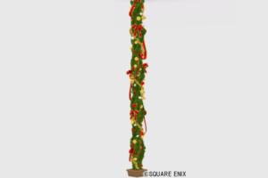【ハウジング】家具 > はしら「クリスマスの柱」