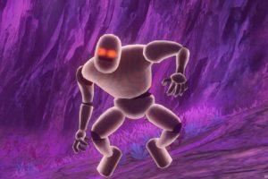 【ドラクエ10】モンスター > 物質系「パペットマン・強」