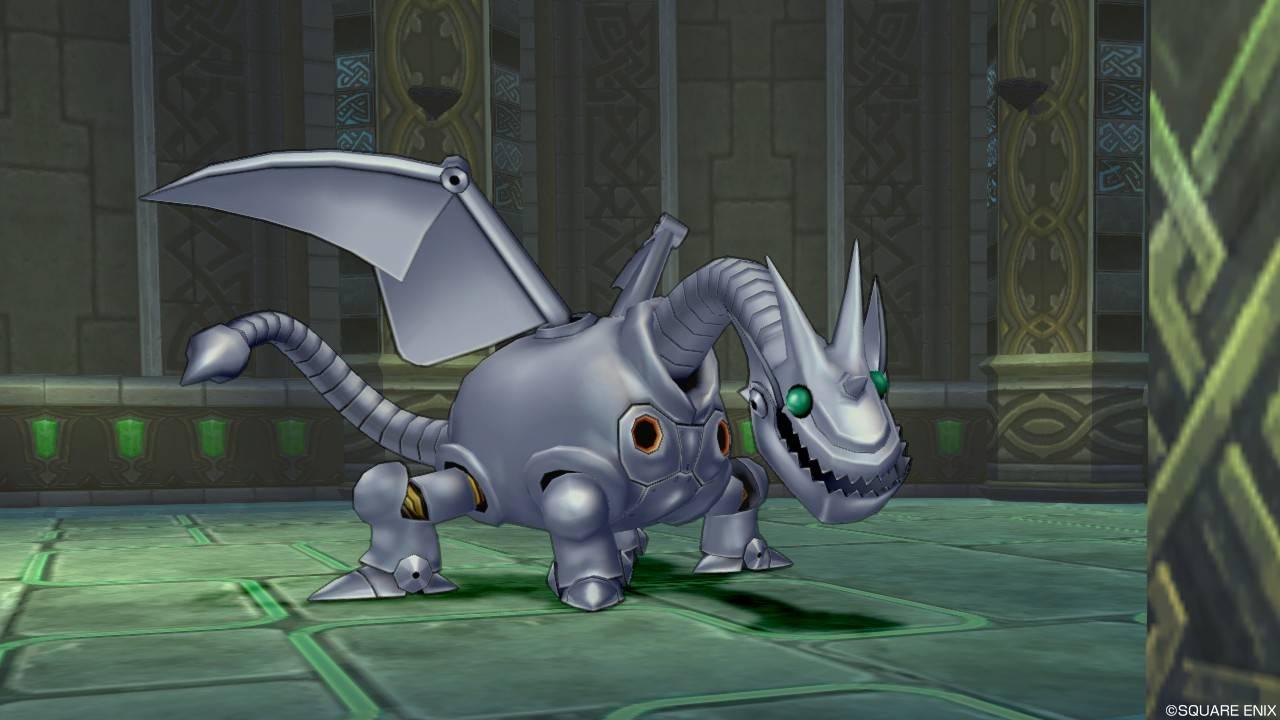 メタルドラゴン