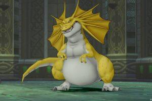【ドラクエ10】モンスター > ドラゴン系「イエローファット」