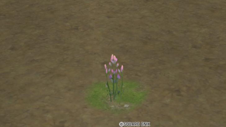 【ハウジング】庭具 > 花・植物(庭)「悠々小桃花」
