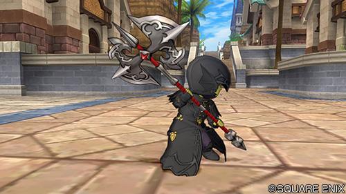 【装備】武器 >オノ「破天の麗斧」