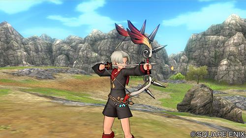 【装備】武器 >弓「緋赤鳥の弓」