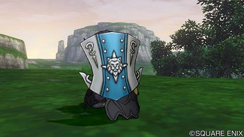 【装備】武器 >盾「獅子王の大盾」