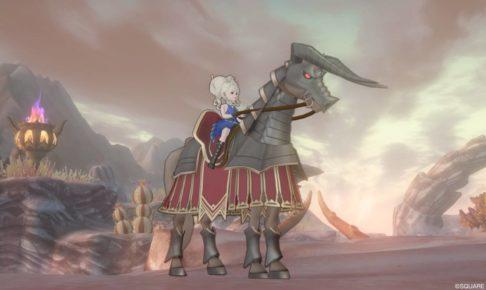 【アイテム】ドルボード「魔界馬プリズム」