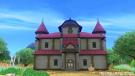 【ハウジング】家キット > Mサイズ「セレドのお屋敷」