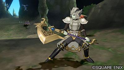【装備】武器 >オノ「神域のオノ」