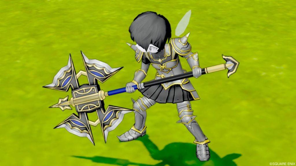 【装備】武器 > オノ「デュークアックス」