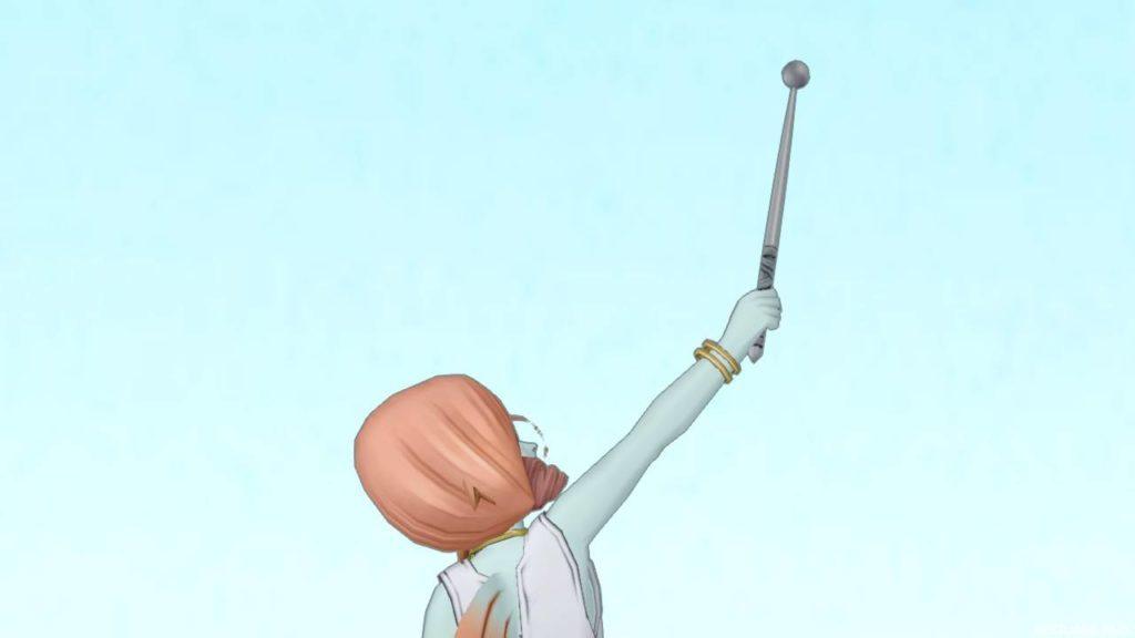 【装備】武器 > スティック「ピンスティック」