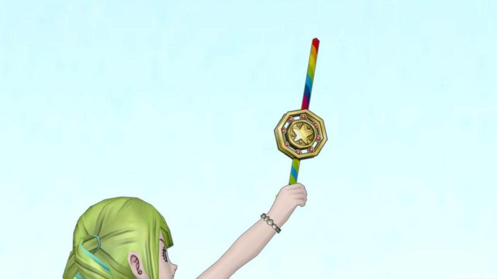 【装備】武器 > スティック「マジカルスティック」