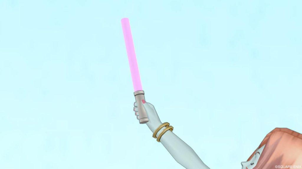 【装備】武器 > スティック「ライトスティック」