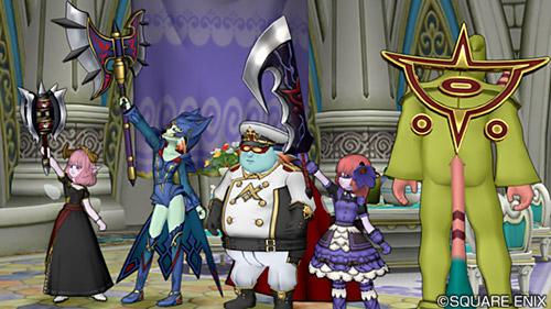 【装備】武器 「破砕将のハンマー」「武骸将のオノ」「紫炎の大剣」「魔壊将のウィング」