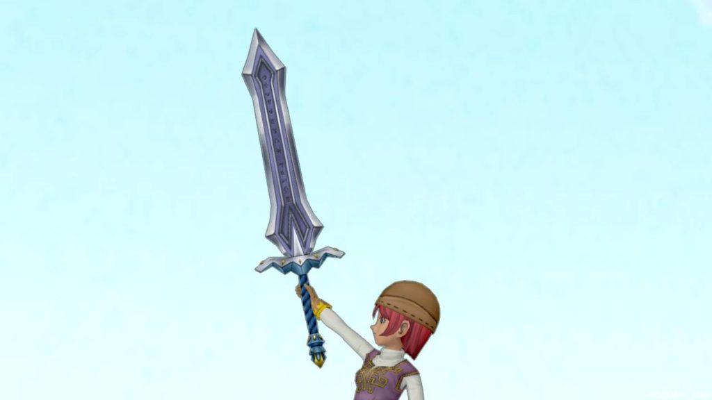 【装備】武器 > 両手剣「ビッグブレードⅡ」